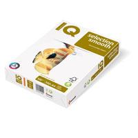 Бумага для офисной техники IQ Smooth (А4, 100 г/кв.м, белизна 167% CIE, 500 листов)